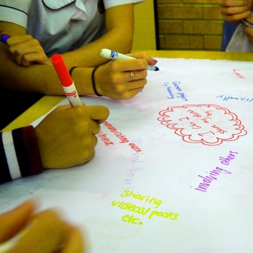 Child and youth engagement workshops