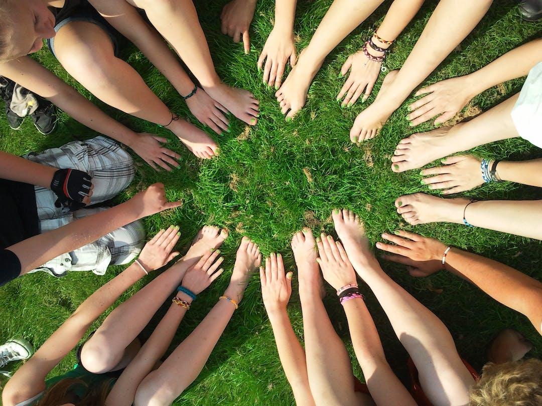 Community diversity feet 53958
