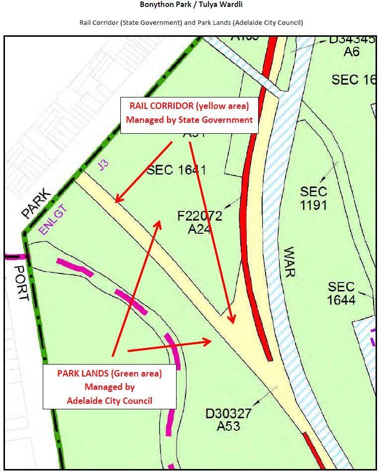 Torrens Junction Site Plan