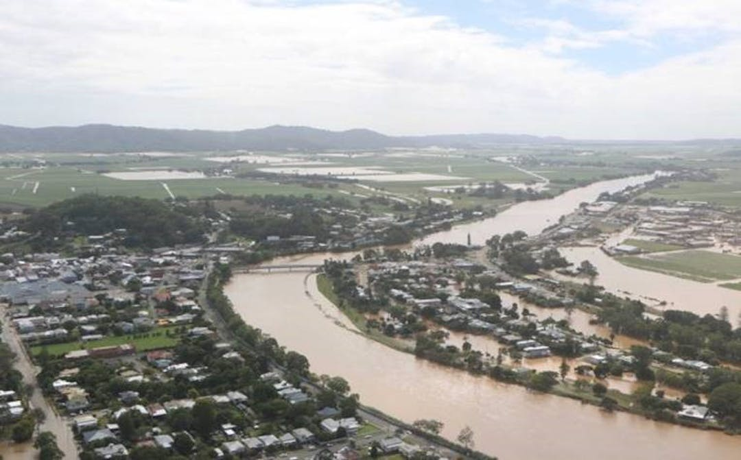 Changes to developing on land at risk of flood