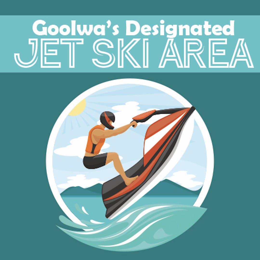 Jet ski area goolwa image