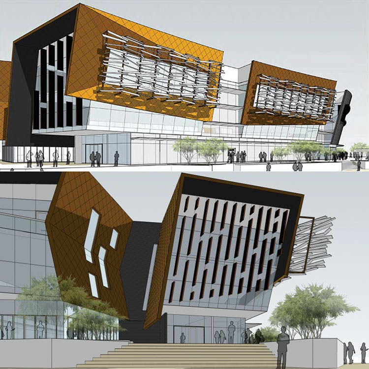 Faulkner Civic Precinct Community Centre Business Plan