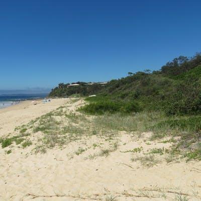 Cudmirrah - Berrara BAP - Kirbys Beach