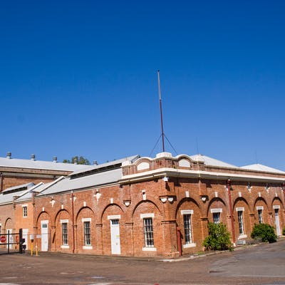 East Bank Pump Station - present day