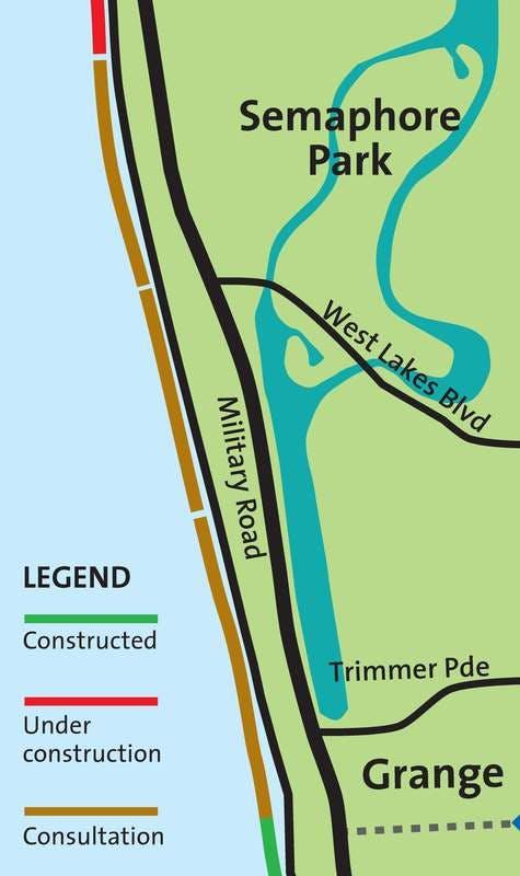 Coast Map