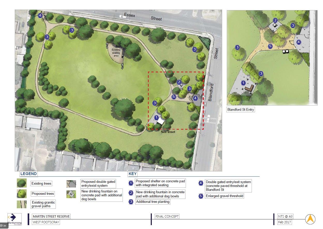 Martin Reserve Final Design