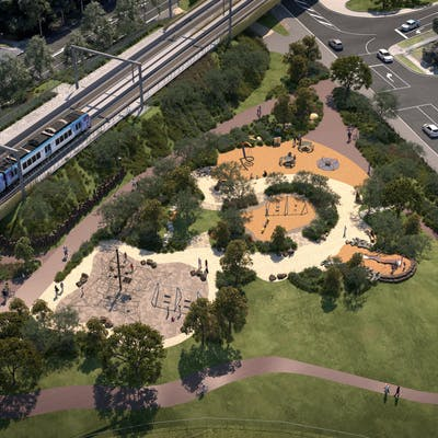 Seaford revitalisation - final designs