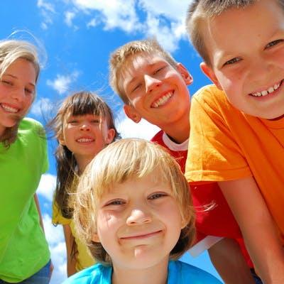 Happy Children Happy Kids Hd Free Wallpaper