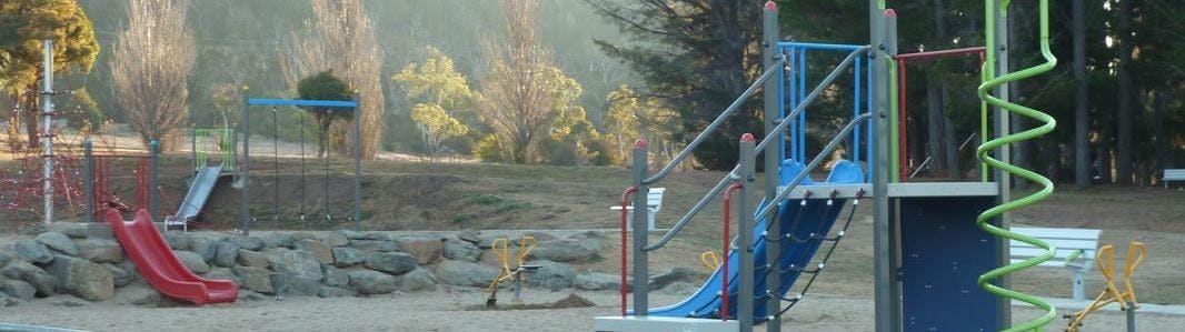 A new destination playground