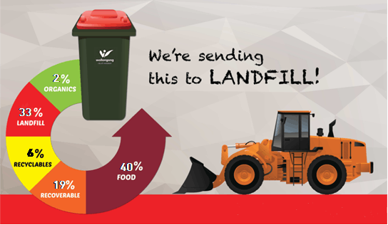 What we send to landfill