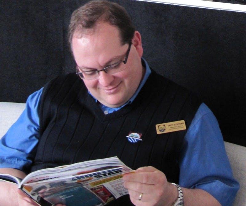 Troy, Customer Service Officer