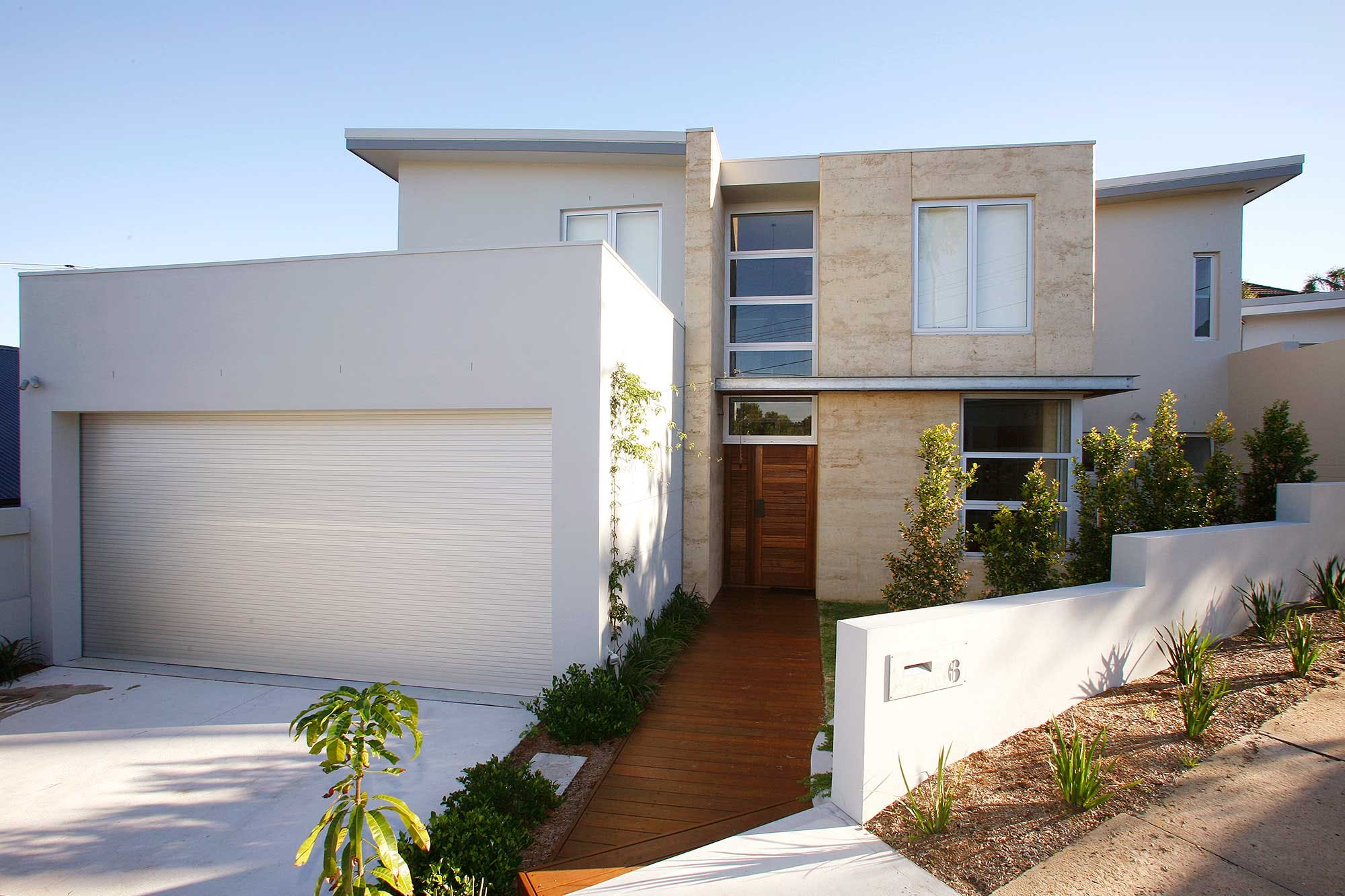 Rammed Earth House Coogee