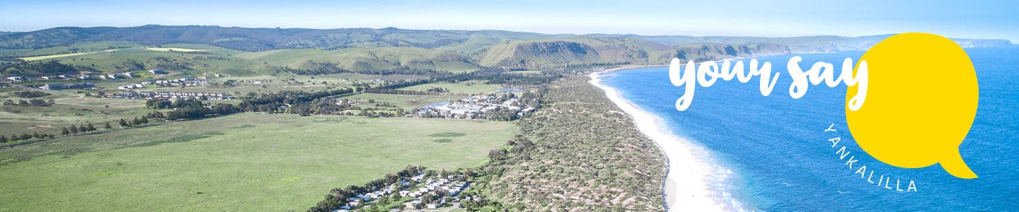 Your Say Yankalilla Banner - Normanville Aerial