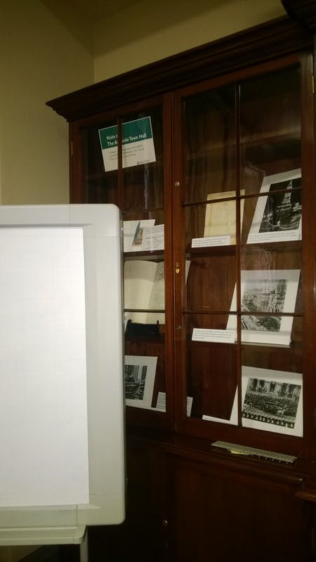 8. Exhibition Room
