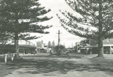 Cenotaph Circa 1948
