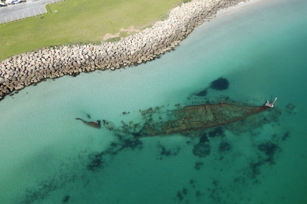 Omeo Wreck
