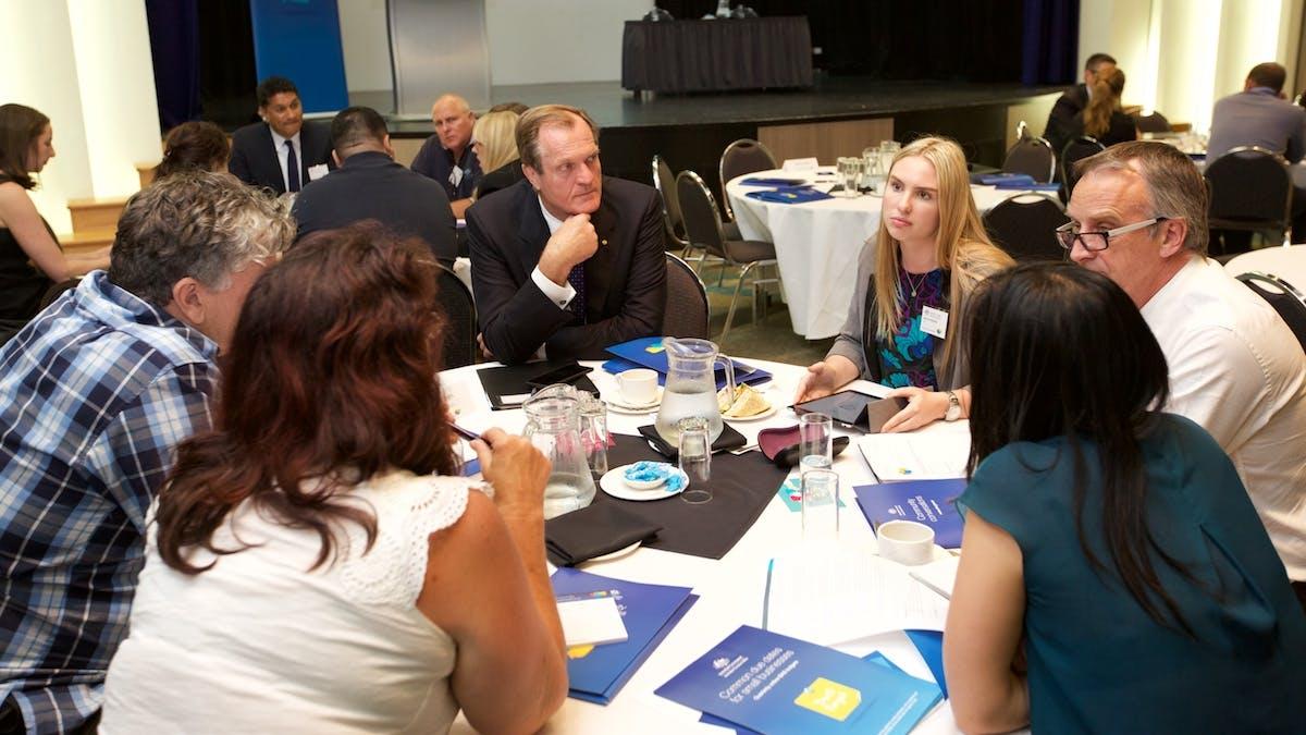 Community Conversation - Gold Coast