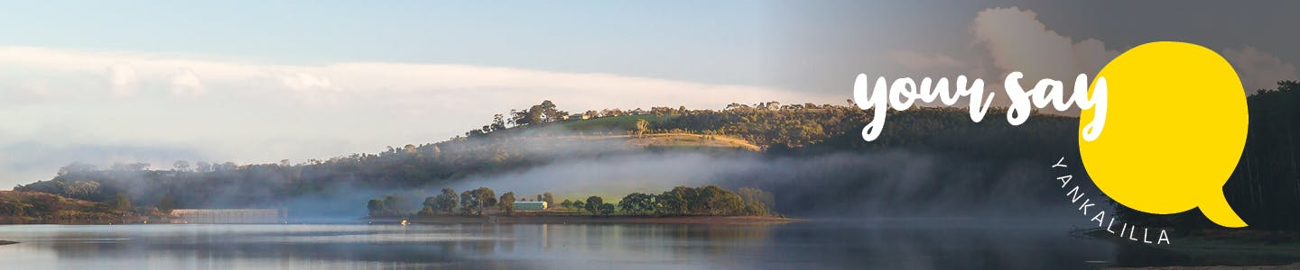 Your Say Yankalilla Banner - Myponga Reservoir