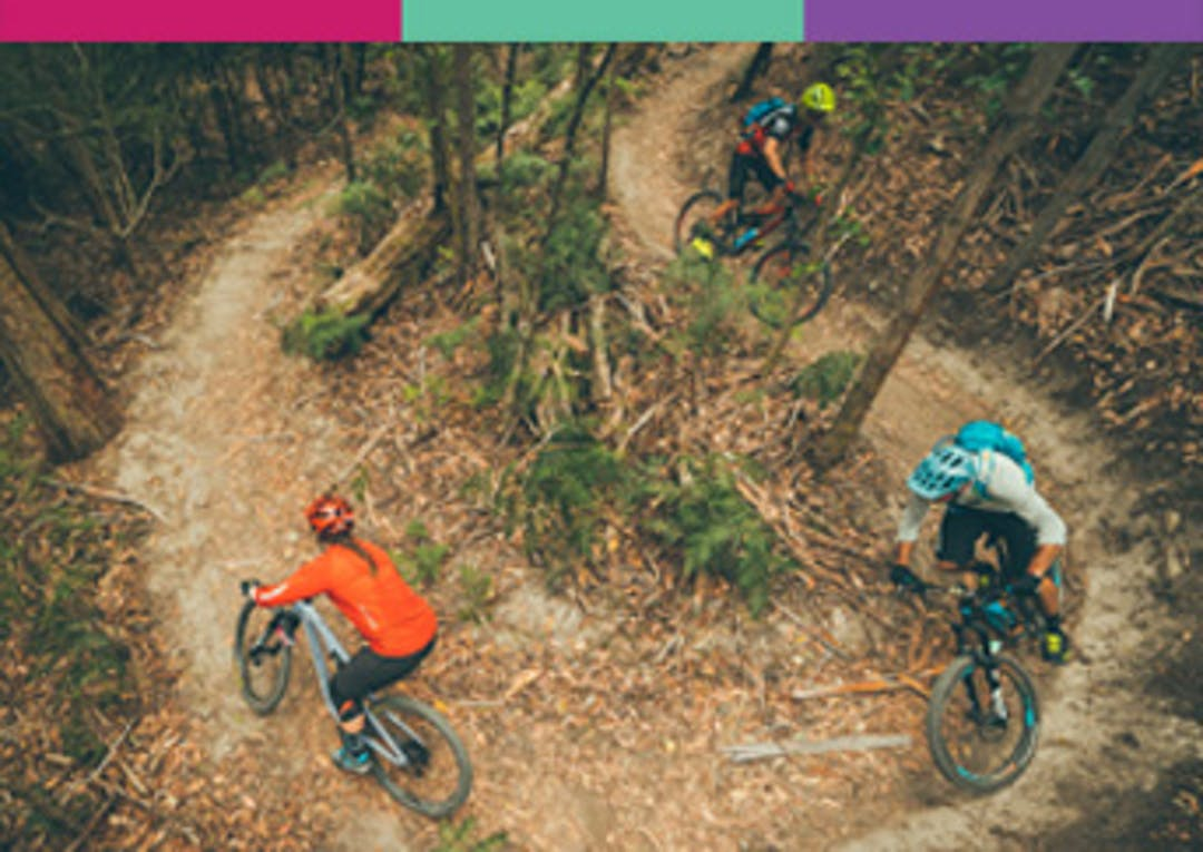 Riding the Mountain: Proposed Mountain Bike Network