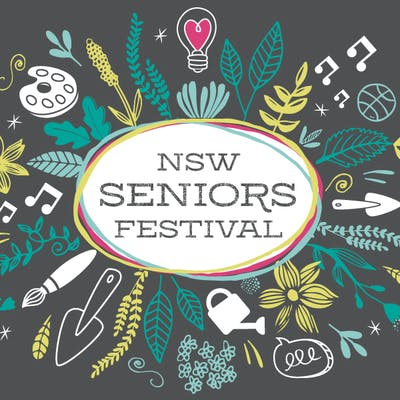 Nsw Seniors Festival Social Media Tile