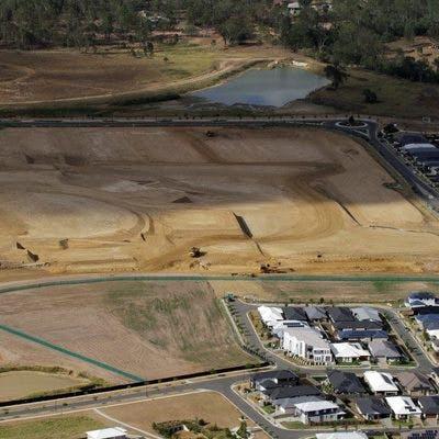 Ripley Valley school site