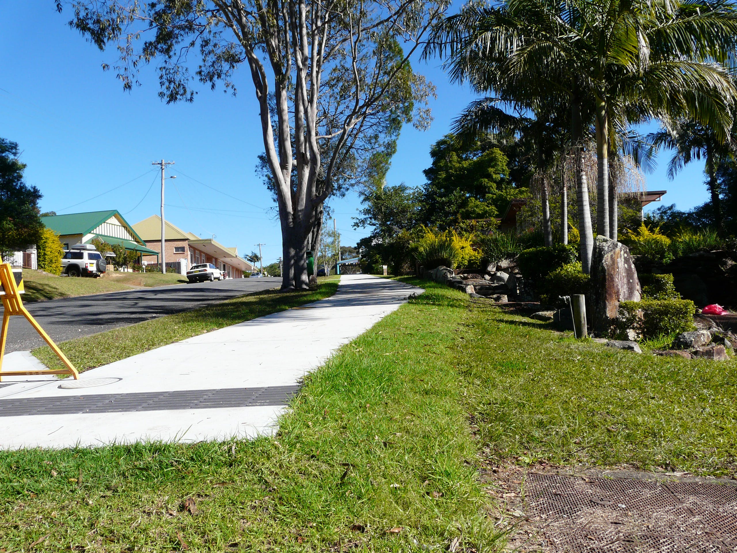 Residential Footpath