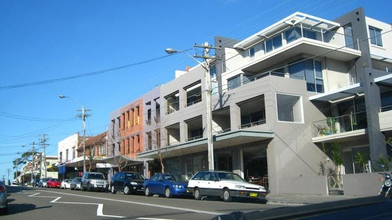 Business centre, Clovelly