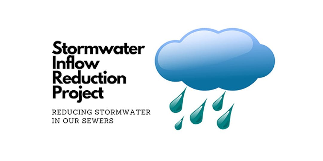 Stormwater inflow reduction, keeping stormwater out of the sewer