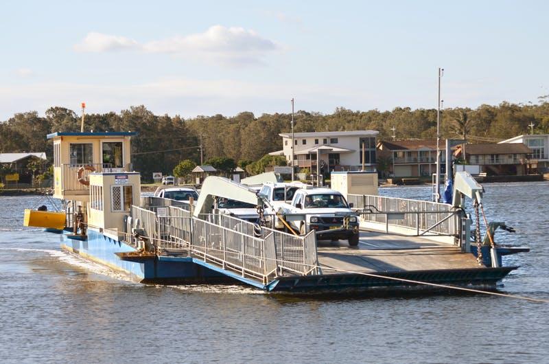 Settlement Point Ferry
