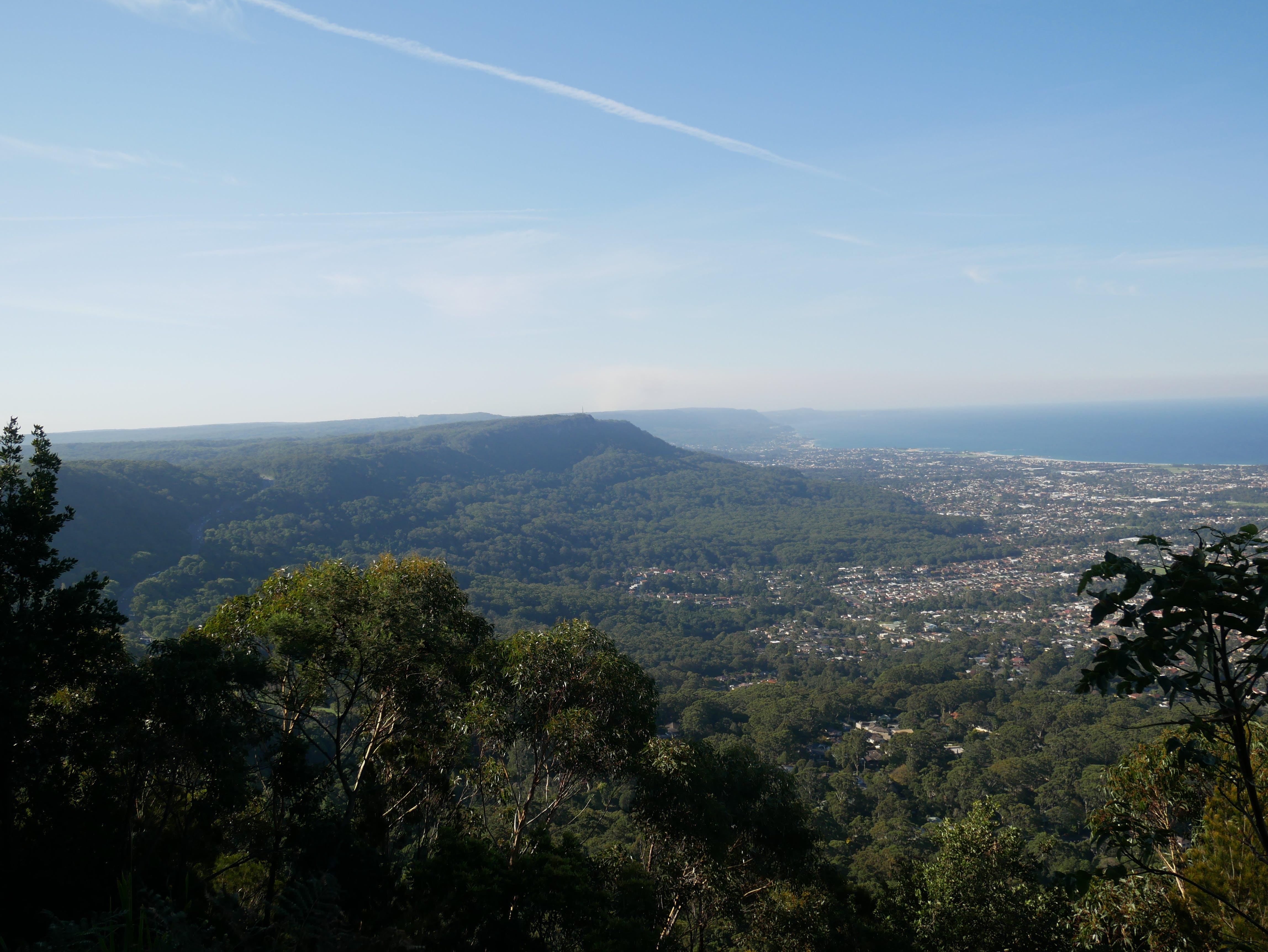 Mt Keira