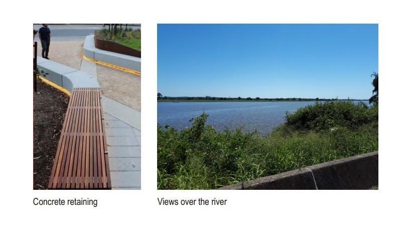 River view elements