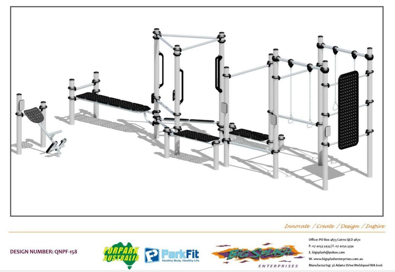 Playground Equipment Design