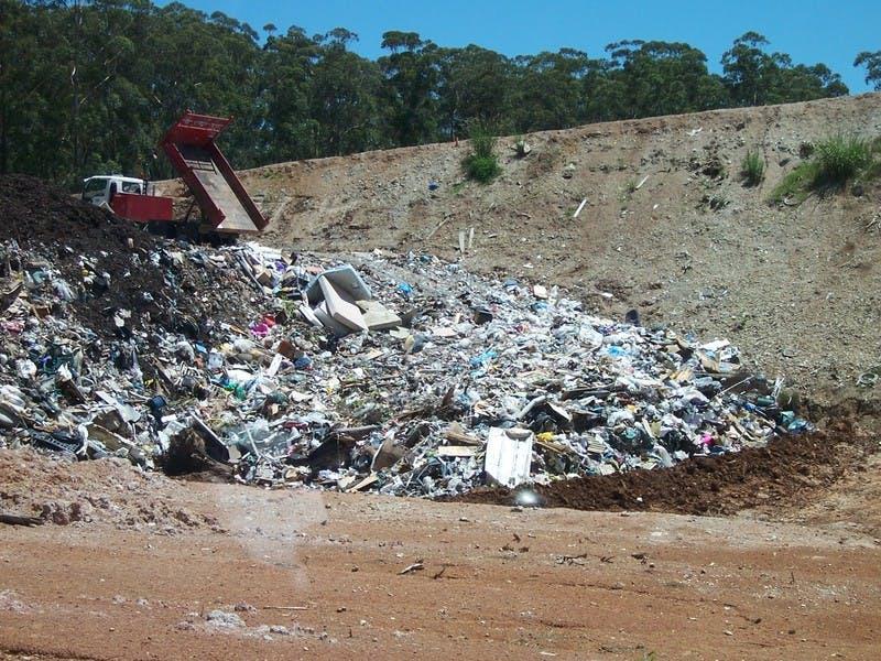 Landfill Caincross