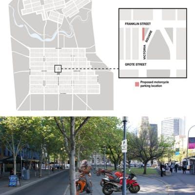 Victoria Square / Tarntanyangga