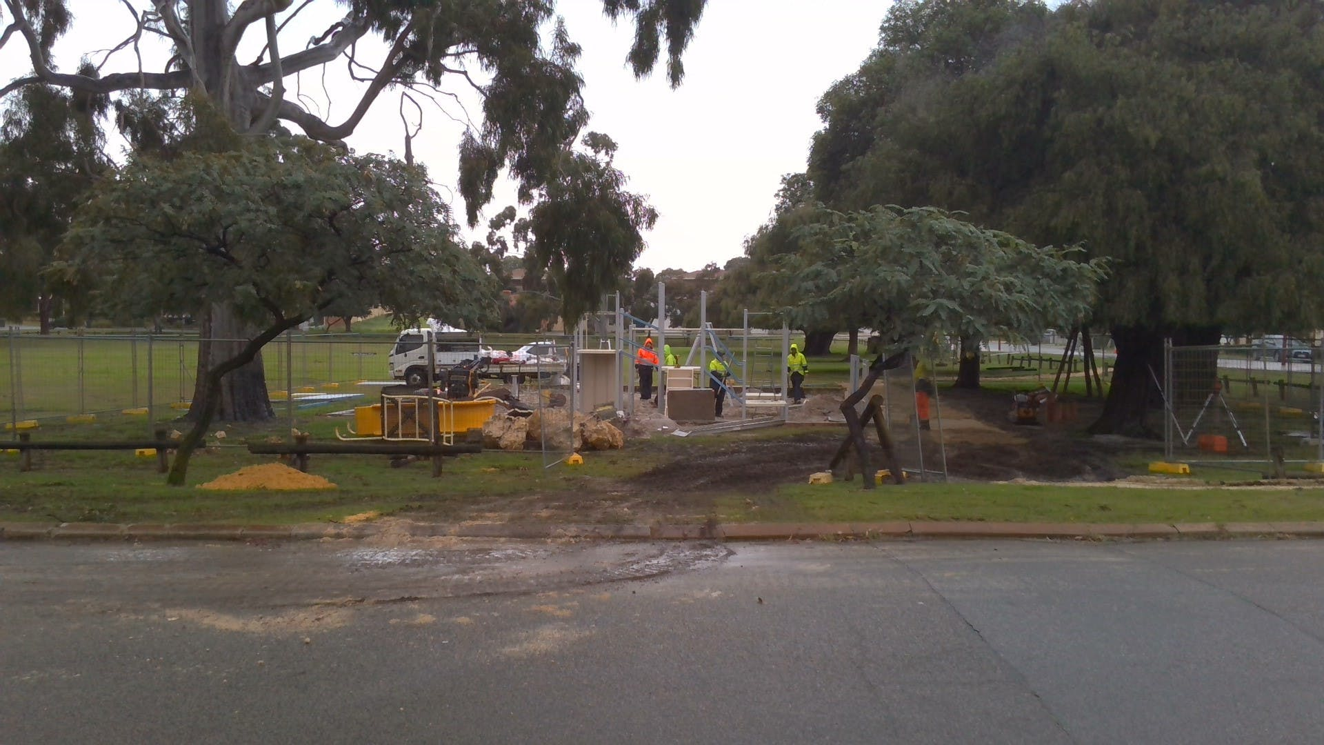 Andrews Park Progress 5