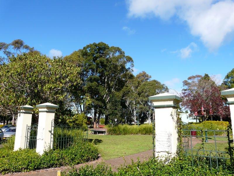 Wauchope Bain Park Wauchope Gates