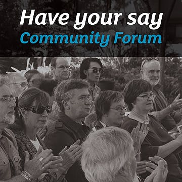Ahc community consultation ehq square forums