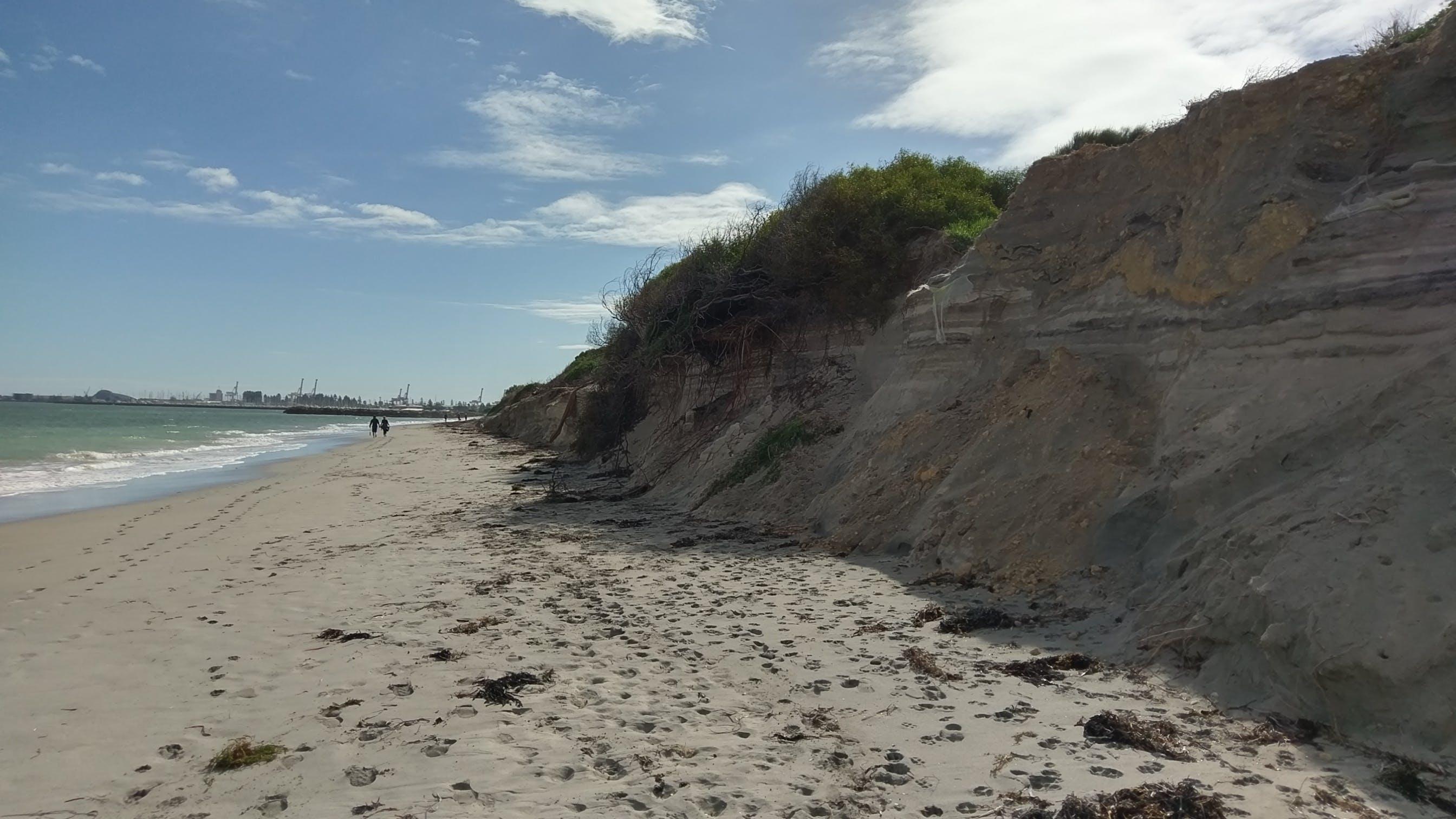 2017 - Shoreline Erosion