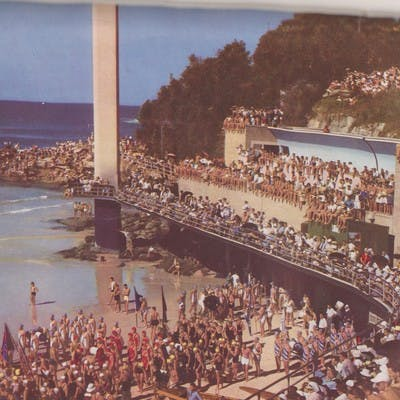 Historical surf carnival
