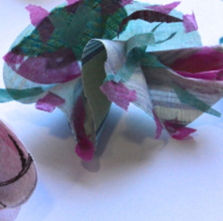 Anne Riggs Textile Work
