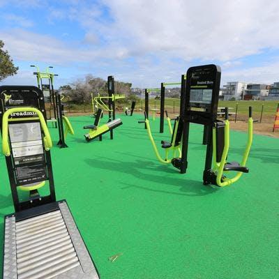 Clovelly Outdoor Gym