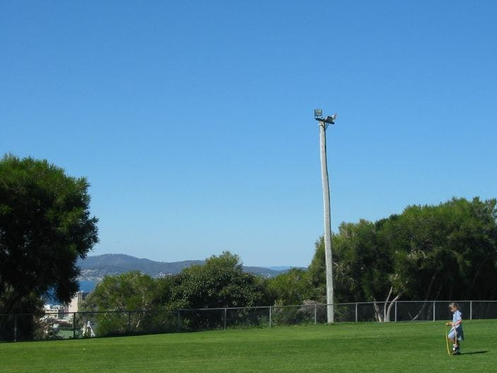 West Hobart Recreation Ground