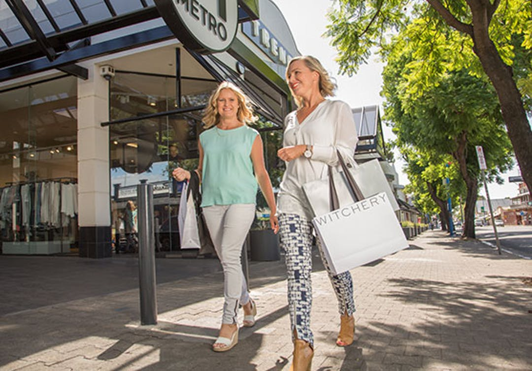 Shopping on unley road