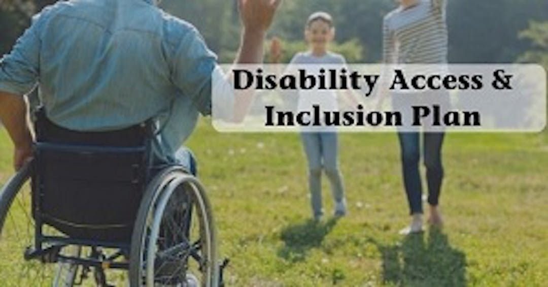 Draft Disability Access and Inclusion Plan