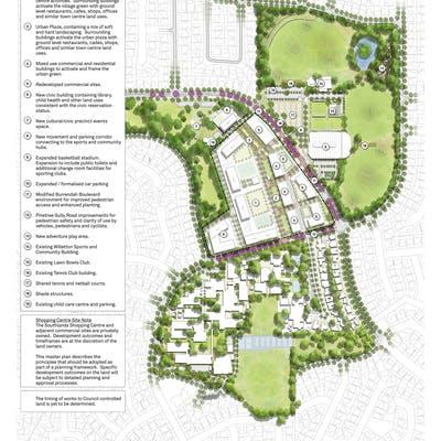 Ultimate Plan -  Willetton Precinct Master Plan