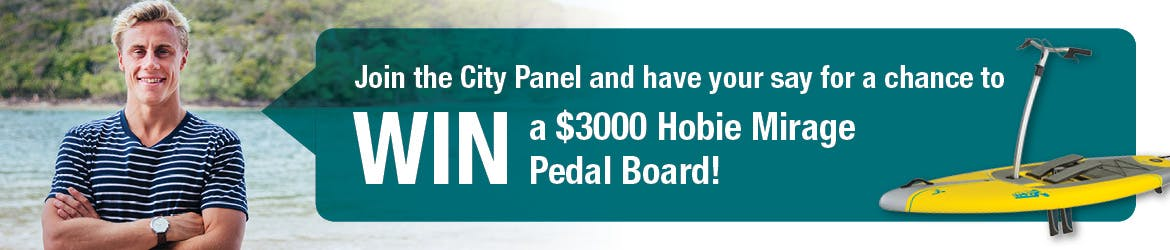 City Panel welcome.