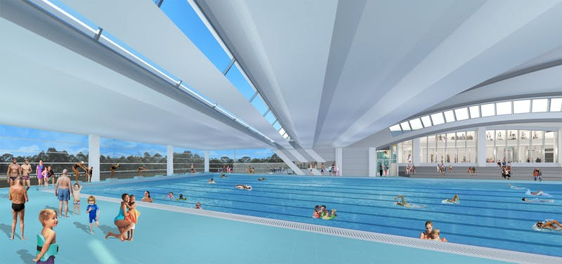 50 Metre Pool Image High Res