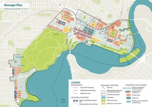 Draft City Planning Strategy   Strategic Plan