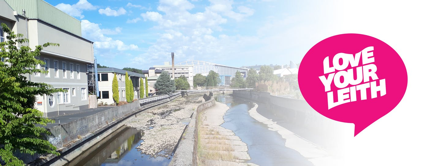 What do you want this part of the Leith to look like? Tell us.