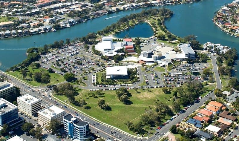 The Gold Coast Cultural Precinct